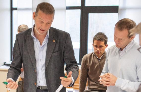 Harald Zickhardt, Berater und Trainer