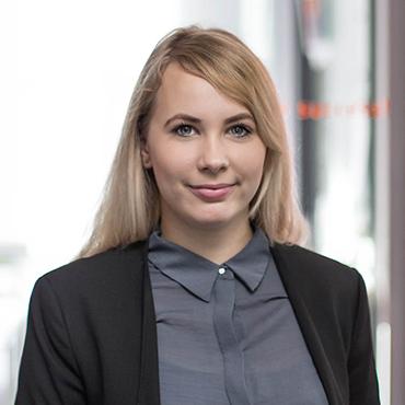 Julia Muhm, Portrait, Bereich ZUP-Team